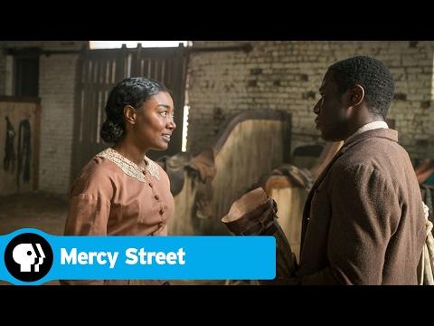 MERCY STREET   Season 2: Romance on the Horizon   PBS