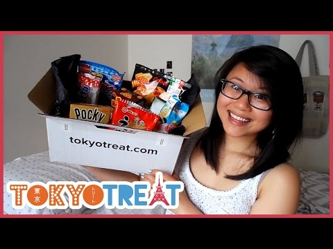 TokyoTreat || Snacks Straight from Japan! [May 2015]