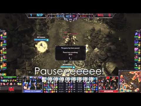 電玩大賽時的歐洲主播 vs 韓國主播 這...韓國主播好有特色!