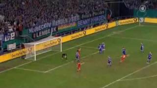 Arjen Robbens Traumtor gegen den FC Schalke 04 (2010)