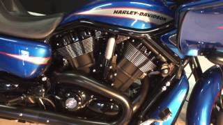 7. 2013 HARLEY DAVIDSON V-ROD NIGHT ROD VRSCDX, MG PERFORMANCE