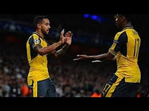 Arsenal vs Basel 2-0 Goals & Highlights 28/09/2016
