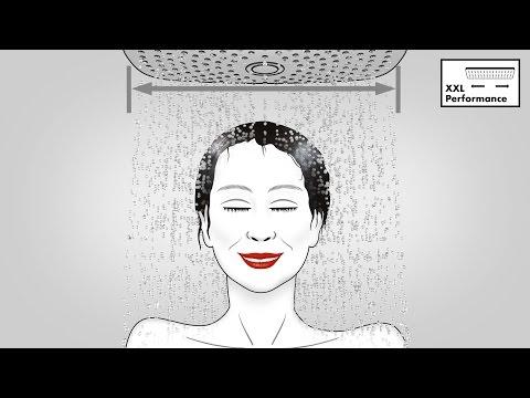Удовольствие под душем XXL