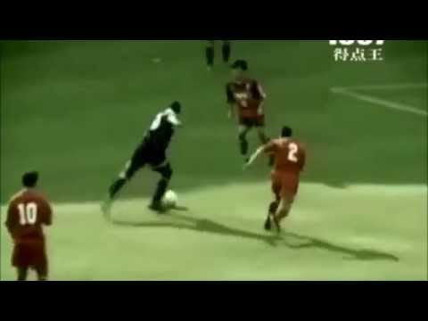Football Legend - Mboma Top Gol