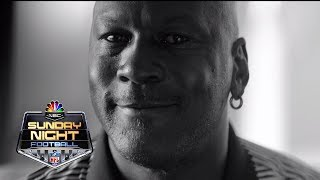 Michael Jordan previews NFL GOAT debate: Rodgers vs. Brady I NFL I NBC Sports