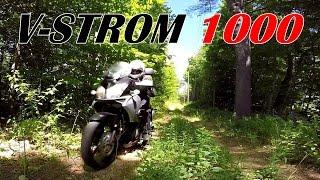 2. 2008 Suzuki VStrom 1000 Review