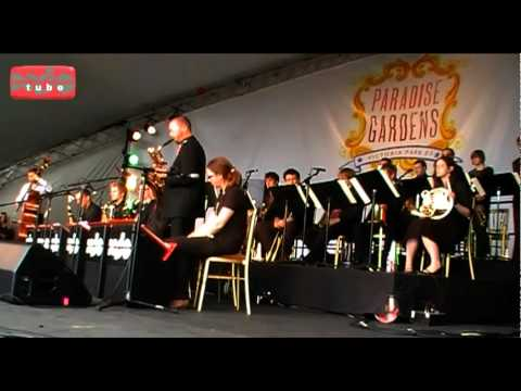 NYJO 'The Hunt' The National Youth Jazz Orchestra