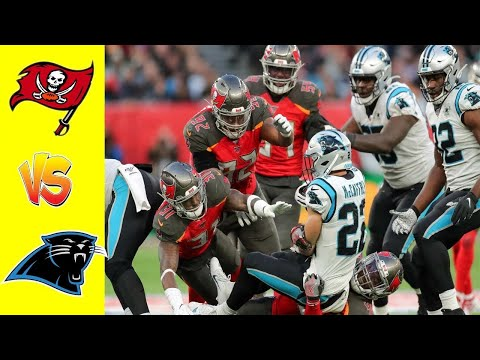 Carolina Panthers vs Tampa Bay Buccaneers FULL GAME Highlights l Highlights | Week 2 - NFL 2020