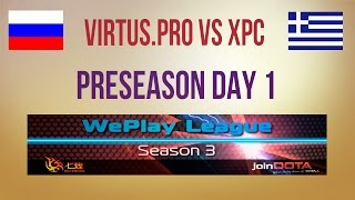 Virtus.Pro vs neXtPlease, game 1