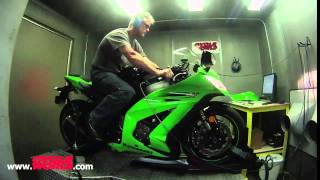 7. 2011 Kawasaki ZX-10R Dyno Run Performance Test