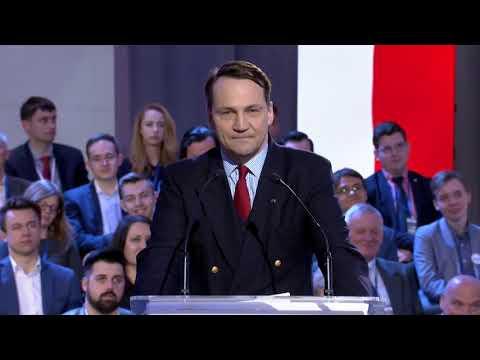 Radosław Sikorski – Uwaga MOCNE Posłuchajcie !