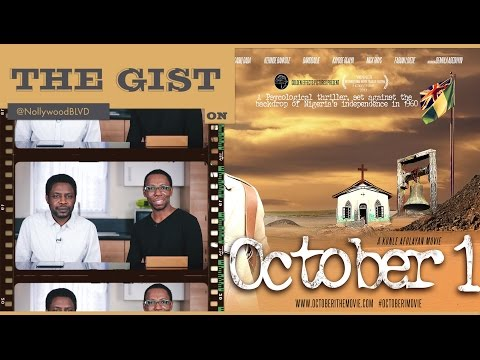 EP009 - OCTOBER 1 - Movie Review // The GIST