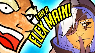 10 Things Every Flex Main Hates in Overwatch