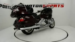 5. 2006 HONDA GOLD WING AUDIO COMFORT @ iMotorsports A1439