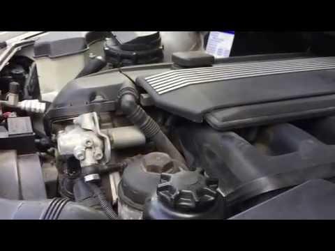 BMW 3 series E46 2002 320i R6 Inline 6 Revving Engine Sound 170hp M54 M64B22