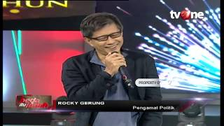 "Video Edisi 11 Tahun, Rocky Gerung: ""tvOne"" TV 01 Rasa 02 MP3, 3GP, MP4, WEBM, AVI, FLV Maret 2019"