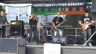 Video Blues Mystery - Blackened Watters - Live
