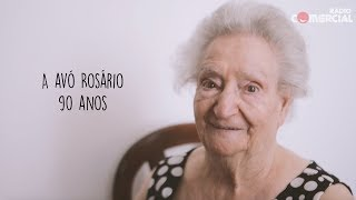 No dia dos avós, demos voz à avó Rosário, que tem 90 anos e é uma das moradoras mais antigas do bairro histórico da Bica, em...