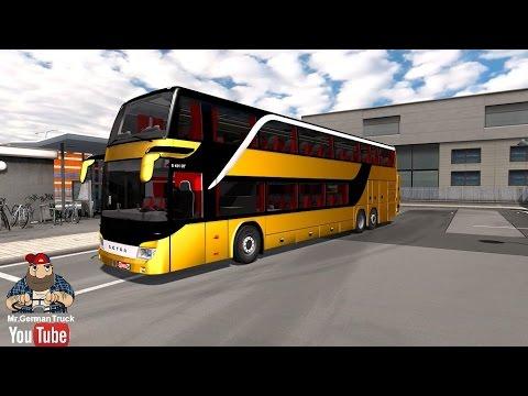 431DT Setra Skins v3.3