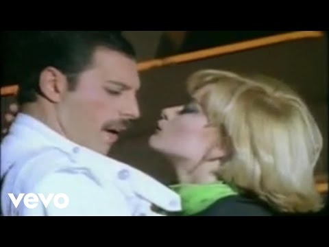 Freddie Mercury I Was Born To Love You