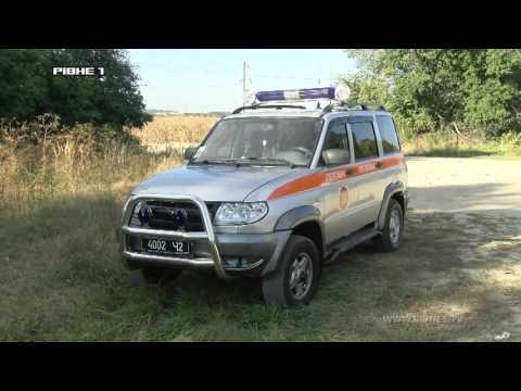На Рівненщині трапилася ще одна аварія внаслідок якої загинуло три людини [ВІДЕО]