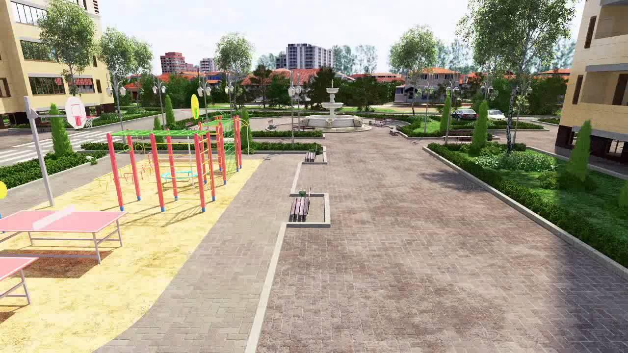 ЖК Арена Парк