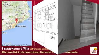 Vallromanas Spain  city photo : 4 slaapkamers Villa te Koop in Vallromanes, Barcelona, Spain