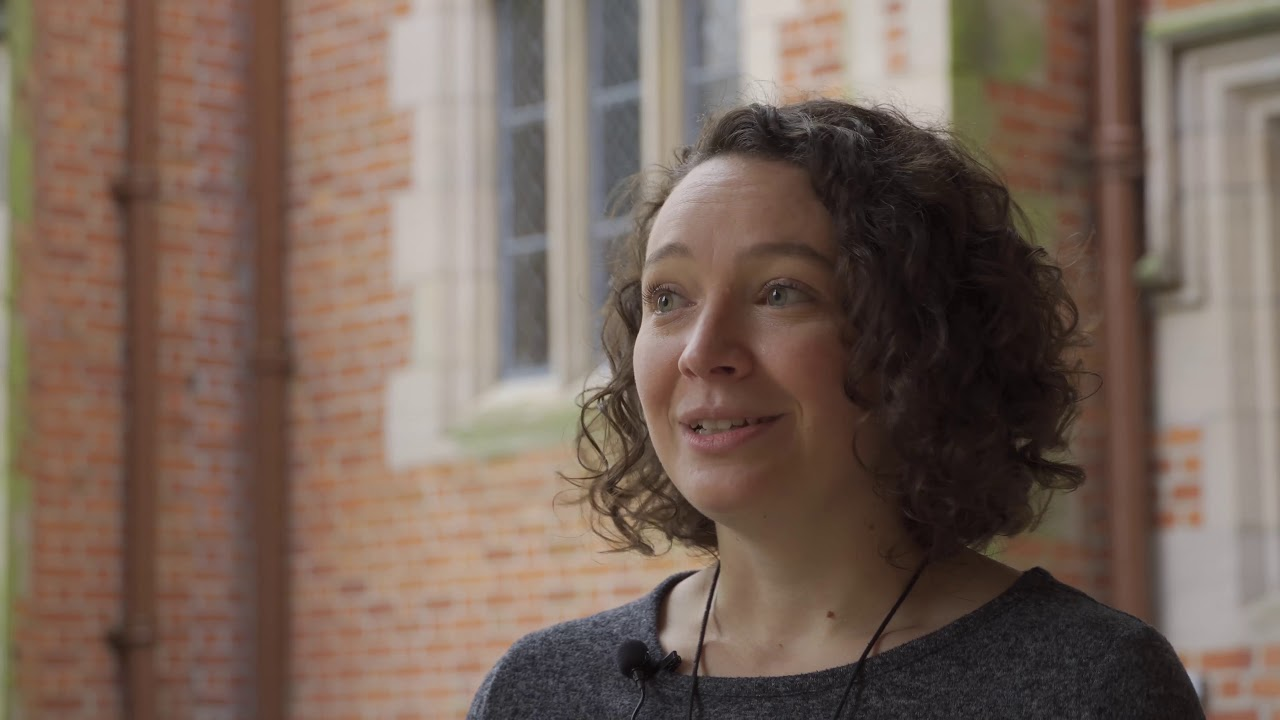 Video Thumbnail: Julia Newton - MA Conflict Transformation and Social Justice