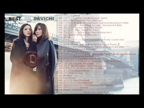 Davichi (다비치) Best Song & Single compilation - Thời lượng: 2:04:08.