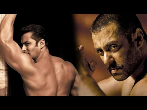 Salman Khan Reveals On Getting Into Shape To Go Sh