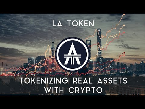 LA TOKEN | Tokenizing real assets with crypto video