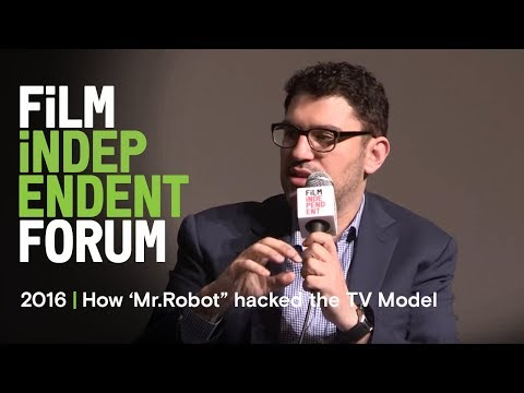 Download How 'Mr. Robot' Creator Hacked the TV Model   2016 Film Independent Forum HD Mp4 3GP Video and MP3