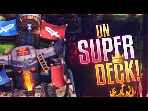 clash royale - il miglior deck!