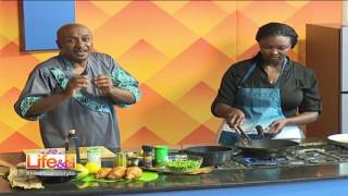 LIFE AND STYLE: The Kitchen with Chef Abdallah and Guest Chef Belinda Otieno, 17/10/16 PART 4