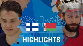 Veli-Matti Savinainen got the third-period winner as Finland edged Belarus 3-2 to kick off the 2017 IIHF Ice Hockey World Championship in Paris on Friday. --...