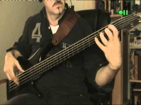 David Gilmour – Murder –  bass cover Giorgio Tonazzo