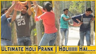 Ultimate Holi Prank on Cute Girls - Prank In India 2017 | THF - Ab Mauj Legi Dilli