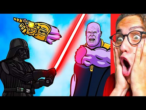 Reacting To THE GREATEST SUPER VILLAIN ANIMATION!
