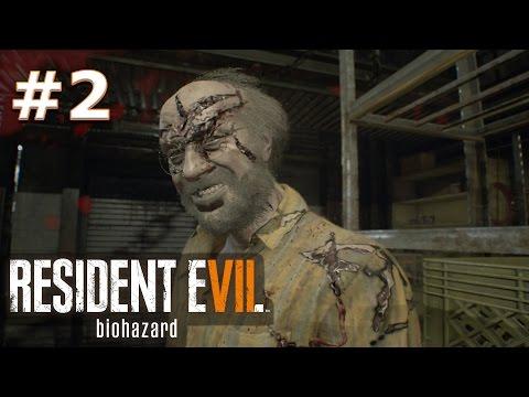 ПРИГЛАСИЛИ В ГОСТИ И НАКОРМИЛИ (ПОЧТИ) #2 {Прохождение - Resident Evil 7: Biohazard}