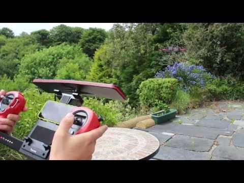 Parrot Bebop Quadcopter Drone and Sky Controller Review