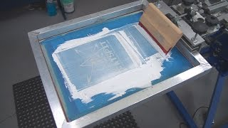 http://CatspitScreenPrintSupply.com/In this short quick tips video about screen printing you'll learn the definition of 2 very different terms that refer to the actual screen itself. Sometimes when we speak about or teach screenprinting we need to differentiate from one side of the screen to the other. One side is called the ink well side while the other is known as the substrate side. Do you know which is which? Have you ever heard these terms and didn't know what people were referring to? Or maybe you read a screen printing article and did not understand what the author meant by using these phrases ink well side and substrate side. Then this educational video will help you out in understanding the difference and why each is called what they are. This video will help you sound more professional while helping you understand and absorb information about screen printing more easily. Check out the video, learn and enjoy!Screen printing screens:http://catspitscreenprintsupply.com/20x24-manual-screens/ http://catspitscreenprintsupply.com/23x31-automatic-screens/ Don't forget I offer FREE SHIPPING on screen printing equipment anywhere in the continental US and all crating or boxing fees are included in the pricing! PLUS no sales tax except in California. Enjoy the video and thanks for watching!http://catspitscreenprintsupply.com/screen-printing-equipment/ See what screen printing supplies we have ready in Phoenix for pick up: http://catspitscreenprintsupply.com/phoenix-screen-printing-supplies-store/Screen printing equipment and supplies store, Phoenix Arizona. Come in for a visit!480-899-9089http://catspitscreenprintsupply.com/Please Subscribe!http://www.youtube.com/user/CatspitProductionsVideo Uploads:http://www.youtube.com/user/CatspitProductions/videos?view=0Video Playlists:http://www.youtube.com/user/CatspitProductions/videos?flow=grid&view=1Screen Printing Tutorial Website:http://www.catspitproductionsllc.comserigrafía impresión Serigrafía transferencias de calor Si