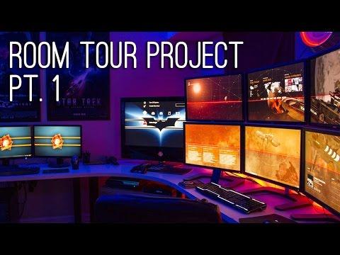 Video Room Tour Project - Best Gaming Setups & Battlestations Ep. 1 download in MP3, 3GP, MP4, WEBM, AVI, FLV January 2017