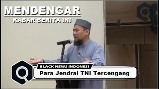 Video Para Jendral TNI Tercengang Ketika Mendengar Kabar Berita Ini MP3, 3GP, MP4, WEBM, AVI, FLV Agustus 2018