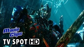 Transformers: Age of Extinction NEW TV Spot (2014) - Mark Wahlberg, Nicola Peltz Action Movie