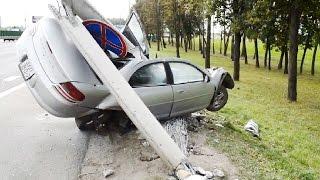 Жесткие аварии сентября 4я неделя