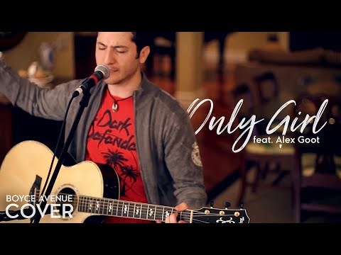 """Rihanna  """"Only Girl (in the World)"""" Cover by Boyce Avenue"""