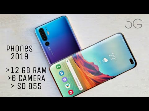 Top Upcoming Smartphones in 2019