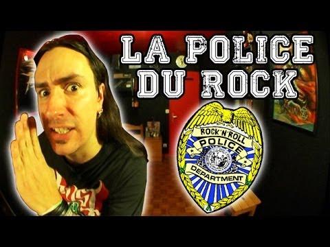 ♫♪♫ POIL AU ROCK Hors-Série #1 - La Police du Rock