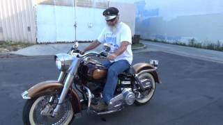2. Hunting Harley's, 1979 FLH 80 Classic, revisited