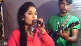 ek balishe duiti matha- by antu moni live concert savar nama bazar